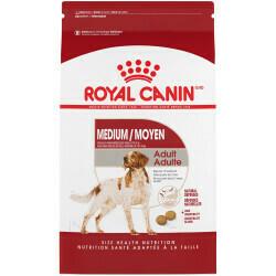 ROYAL CANIN MEDIUM ADULT 17LB