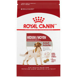 ROYAL CANIN MEDIUM ADULT 17LB