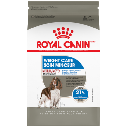 ROYAL CANIN MEDIUM WEIGHT CARE 30LB