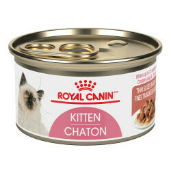 ROYAL CANIN CAT - KITTEN THIN SLICES IN GRAVY 85g