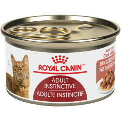 ROYAL CANIN CAT - ADULT INSTINCTIVE SLICES IN GRAVY CAN 85g