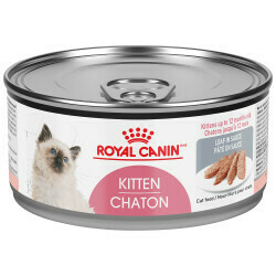 ROYAL CANIN CAT - KITTEN LOAF IN SAUCE CAN 165g
