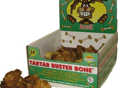 Tartar Buster Bones