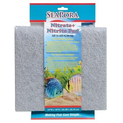 Seapora Nitrate/Nitrite Filter Pad 18 x 10 (Grey)