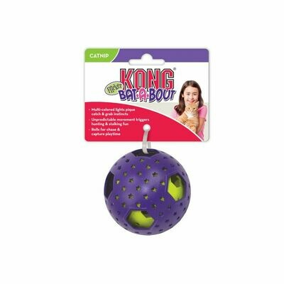 KONG CAT - ACTIVE BAT-A-BOUT FLICKER DISCO