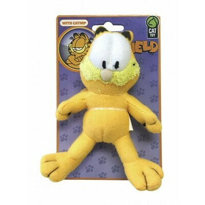 Multipet Garfield Cat Toy With Catnip