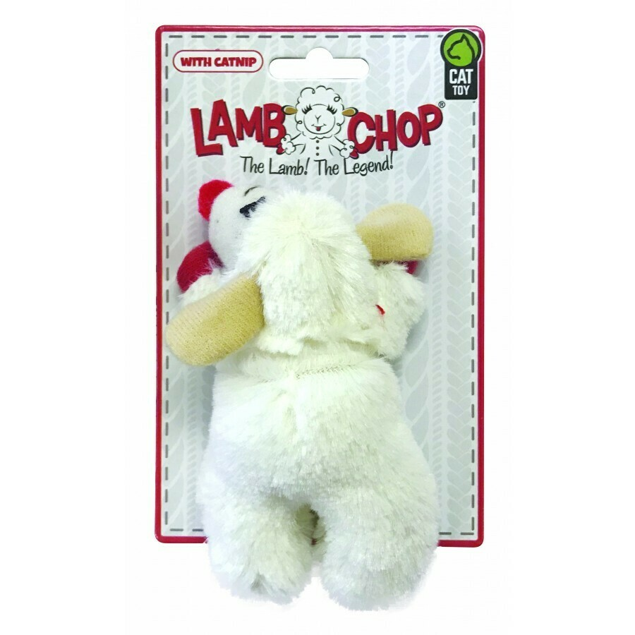 Multipet Lambchop Cat Toy