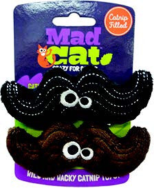 Mad Cat Meowstache