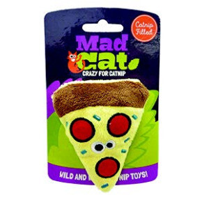 Mad Cat Pepurroni Pizza