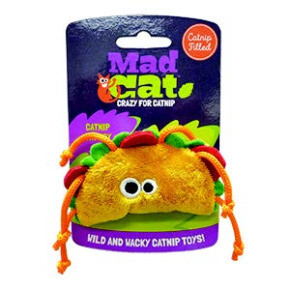 Mad Cat Tabby Taco
