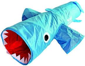 Mad Cat Cat Tunnel Jumpin' Jaws Shark