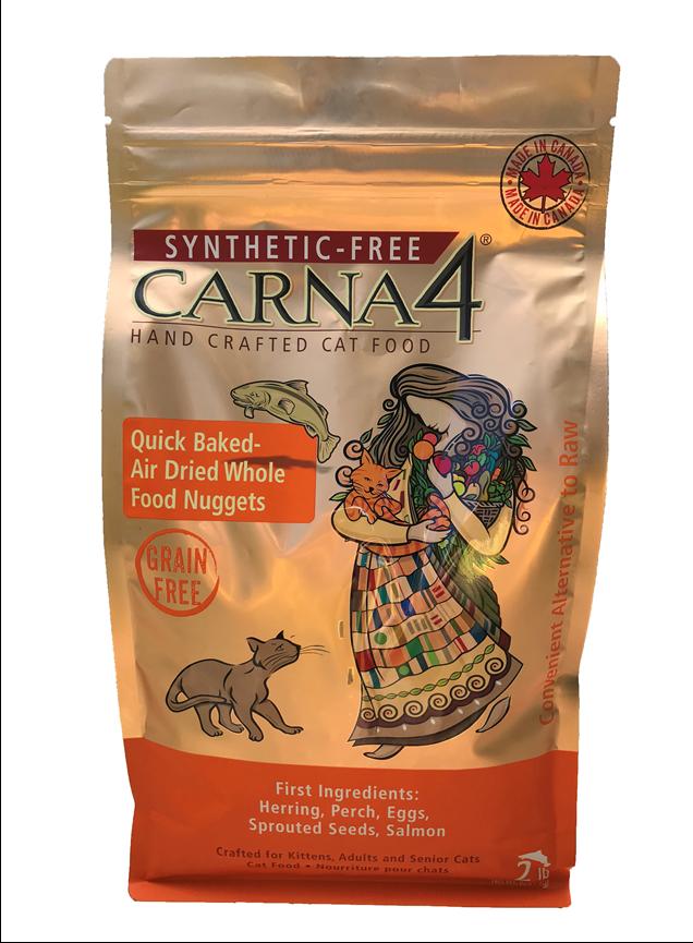 Carna4 Grain Free Fish Cat Food 900g