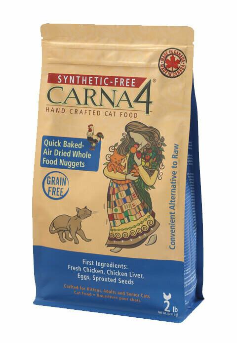 Carna4 Grain Free Chicken Cat Food 900g
