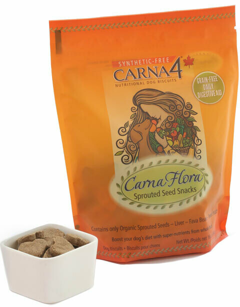 Carna4 Sprouted Seed Snacks 16oz