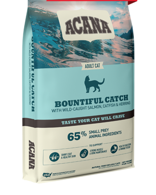 ACANA CAT BOUNTIFUL CATCH 4.5KG