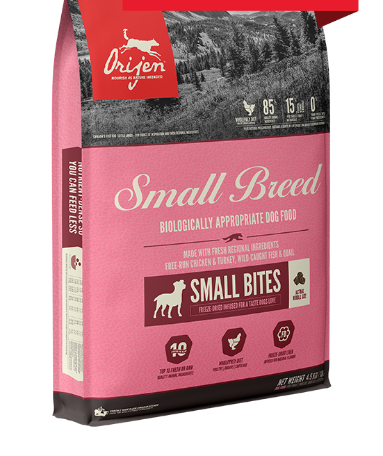 ORIJEN SMALL BREED 4.5KG