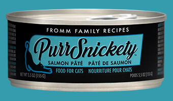 Fromm Cat PurrSnickety Salmon 5.5oz