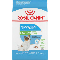 ROYAL CANIN X-SMALL PUPPY 3LB