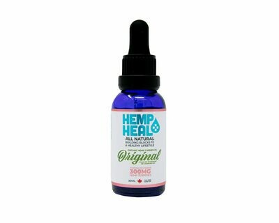 HEMP HEAL ORIGINAL 30ml - 300mg