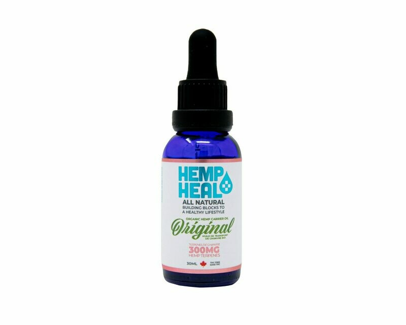 HEMP HEAL ORIGINAL 30ml - 300mg