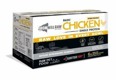Iron Will Basic Chicken 6 lb