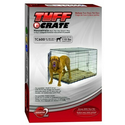 Tuff Crate TC600