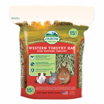 OXBOW WESTERN TIMOTHY HAY 9LB BOX