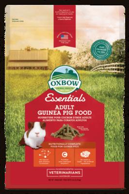 OXBOW ESSENTIALS GUINEA PIG 10LB
