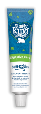 Simply Kind Hearted Cat - Squeezables Digestive Care 50g