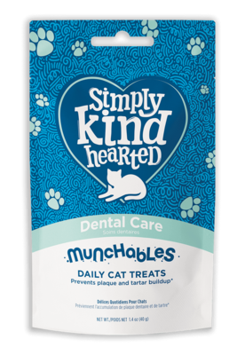 Simply Kind Hearted Cat - Munchables Dental 40g
