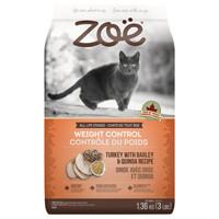 Zoe Weight Control Cat 1.36kg