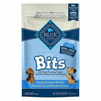 Blue Buffalo Bits - Tasty Chicken Soft Moist Treats 4oz