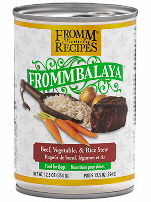 Fromm Frommbalaya Beef Stew 12.5oz