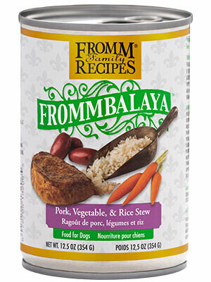 Fromm Frommbalaya Pork Stew 12.5oz