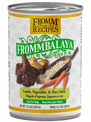 Fromm Frommbalaya Lamb Stew 12.5oz