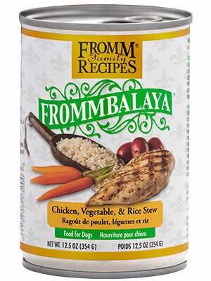 Fromm Frommbalaya Chicken Stew 12.5oz