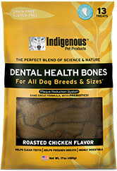 Indigenous Dental Chicken 17oz