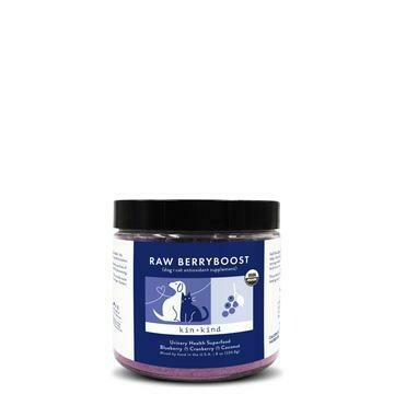 kin + kind Raw Berry Boost Supplement 8oz