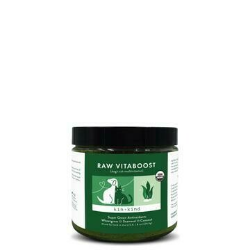 kin + kind Raw Vita Boost Supplement 8oz