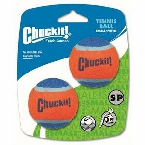 CHUCKIT! TENNIS BALL SMALL 2 PACK