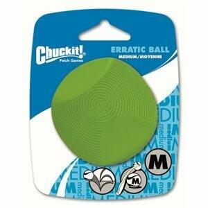 CHUCKIT! ERRATIC BALL MEDIUM