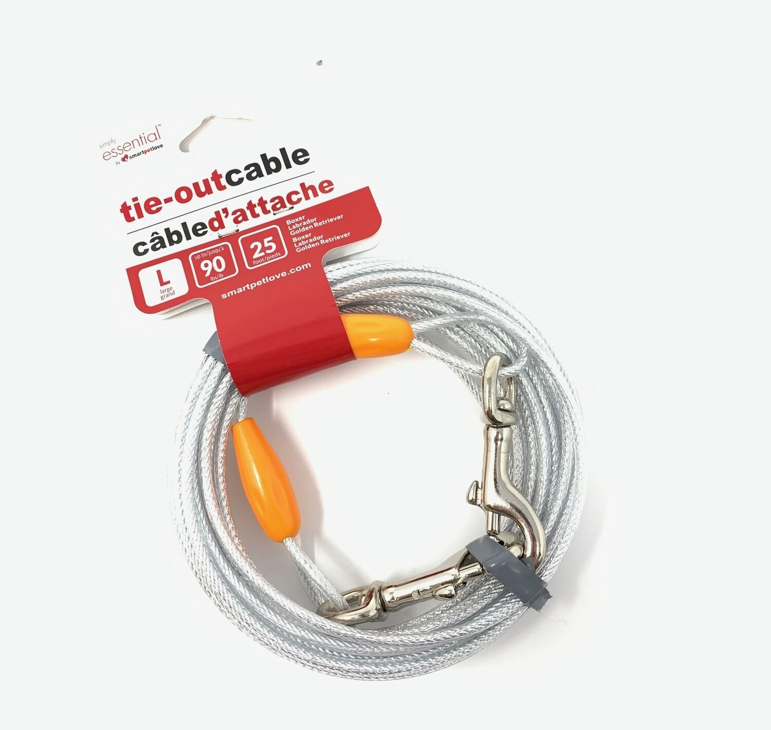 Simply Essential Tie-Out Cable L
