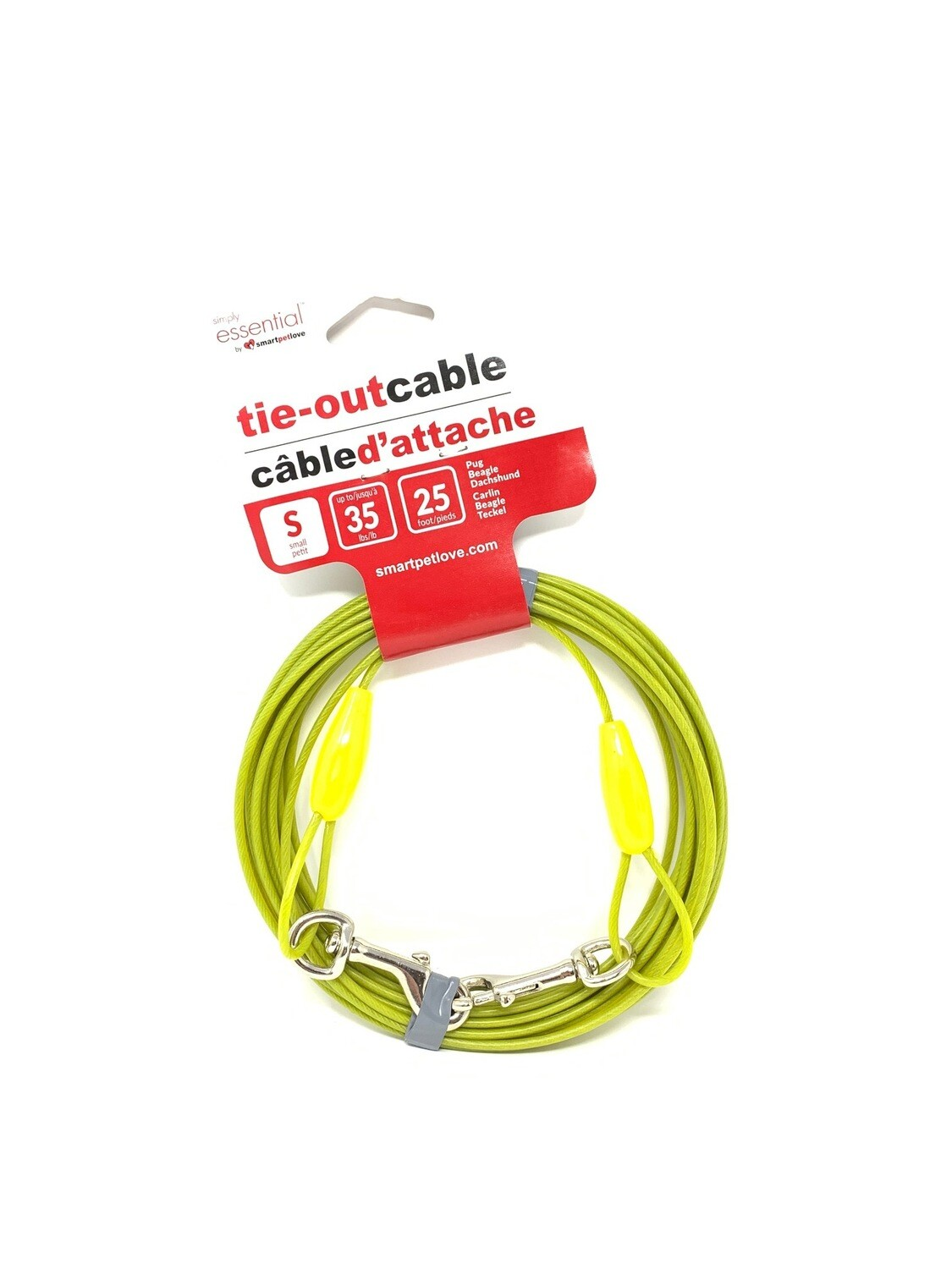 Simply Essential Tie-Out Cable S