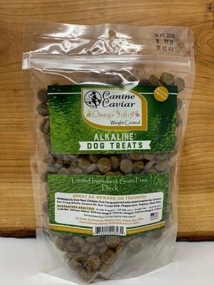 Canine Caviar Duck Treats 9oz