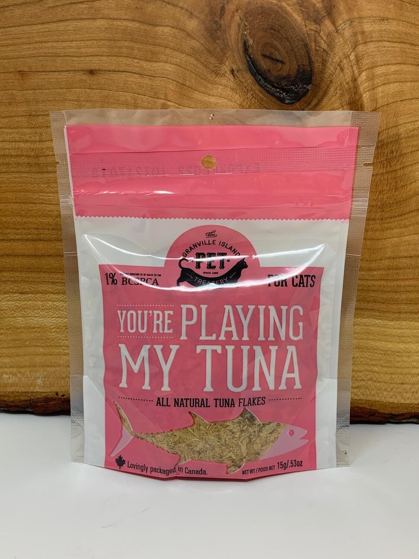 Granville Island Tuna Treats for Cats 15g