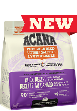 ACANA FREEZE-DRIED FOOD DUCK MORSELS 227g
