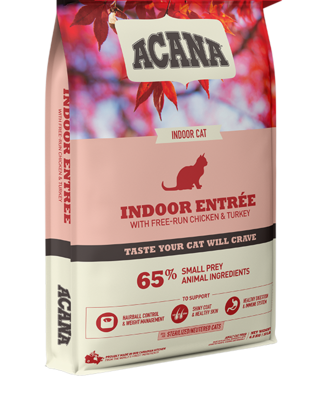 ACANA CAT INDOOR ENTREE 4.5KG