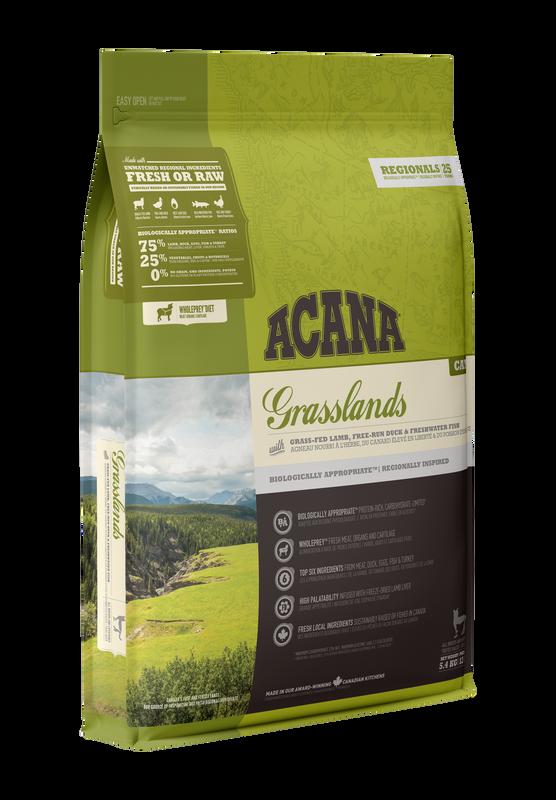 ACANA CAT GRASSLAND 5.4KG