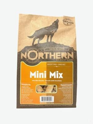 NORTHERN DOG BISCUIT - MINI MIX PUMPKIN PIE & PEANUT CRUNCH 450g