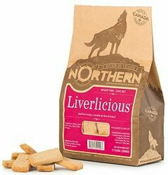 NORTHERN DOG BISCUIT - LIVERLICIOUS 500g